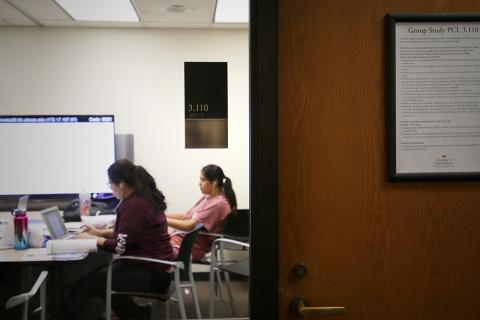 PCL Group Study Room
