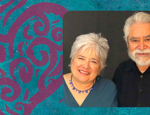 JoAnn and Rupert Reyes, Founders of Teatro Vivo.