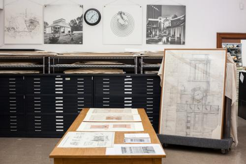 Archives and Notable Collections