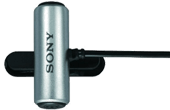 Sony ECMCS3 clip on microphone