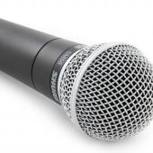 SM58 Legendary Vocal Microphone