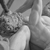 Greek roman statue