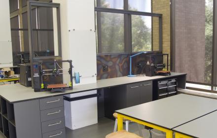 3D Printing Area