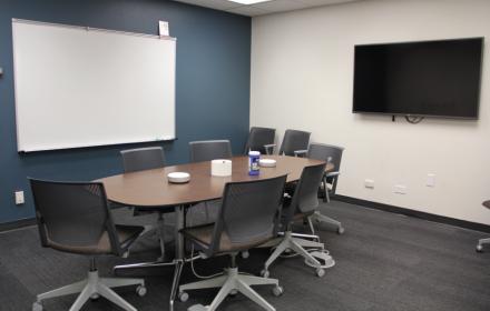 Presentation Practice Room