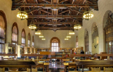 Architecture and Planning Library reading room