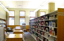 Marine Science Library