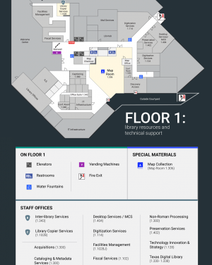 PCL 1st floor