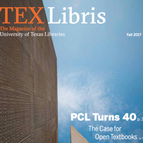 Tex Libris Winter 2017 cover